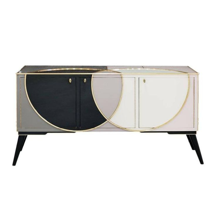 Italian Sideboard | From a unique collection of antique and modern sideboards at https://www.1stdibs.com/furniture/storage-case-pieces/sideboards/