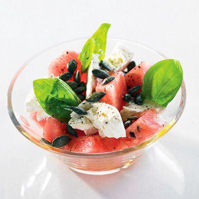 Taste Mag   Watermelon salad @ http://taste.co.za/recipes/watermelon-salad/