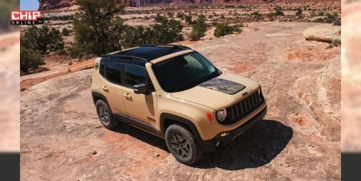 İki yeni Jeep Renegade daha geliyor! : Jeep özel sürüm Renegade modellerine iki yeni model daha ekliyor. İşte Renegade Deserthawk ve Renegade Altitude...  http://www.haberdex.com/tekno/Iki-yeni-Jeep-Renegade-daha-geliyor-/78531?kaynak=feeds #Teknoloji   #Renegade #Jeep #ekliyor #Deserthawk #Altitude