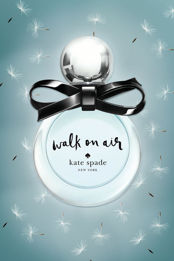 The light floral blend of lily of the valley, magnolia, and jasmine in Kate Spade New York Walk on Air Eau de Parfum, $75, makes for the perfect finishing touch.   - Cosmopolitan.com
