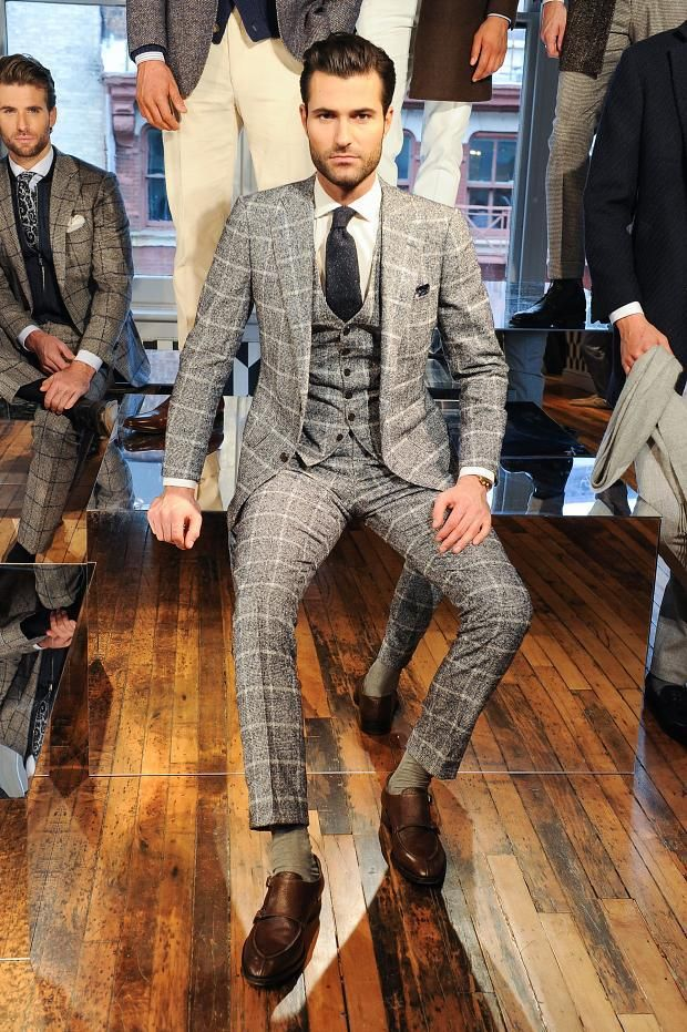 Suitsupply Men's A/W '16 look book