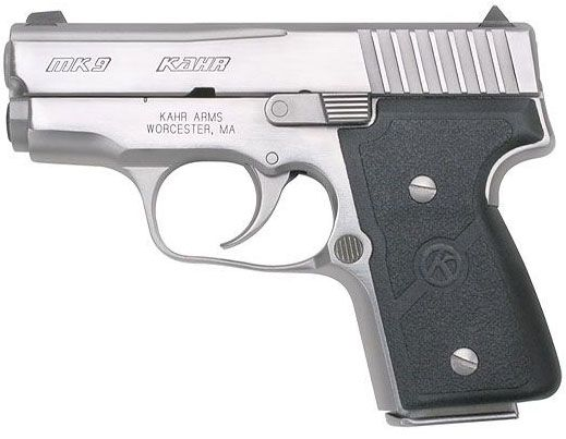 Kahr MK9 Elite 9mm Luger Pistol - Specs and Features Loading that magazine is a pain! Get your Magazine speedloader today! http://www.amazon.com/shops/raeind