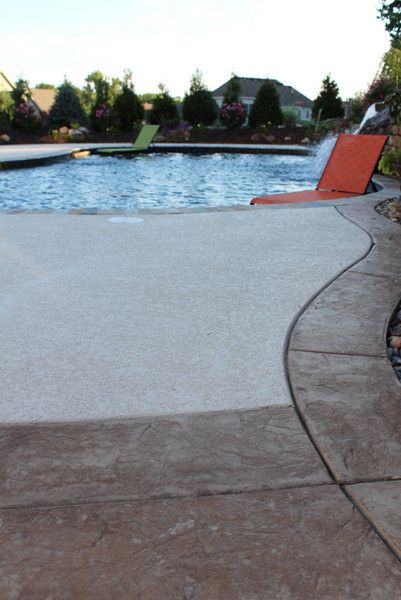 A Pool Deck Overlay Is Every Pool Owneru0027s Dream Come True. Durable,  Decorative,