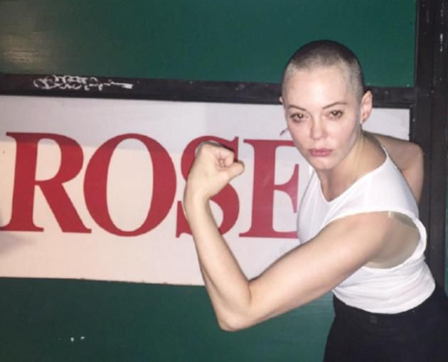 Rose McGowan: Red Carpet Walks Are Like Visual Rape!