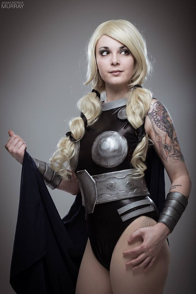 valkyrie marvel costume - photo #8