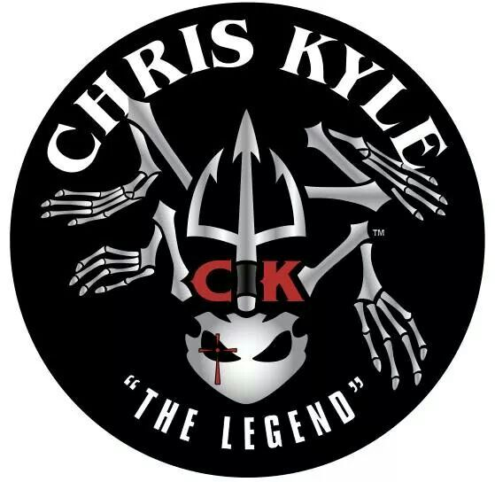 #ChrisKyleFrog #TeamKyle FOREVER FEAR THE FROG We'll take it from here Kyle, Rest In Peace My Brother.