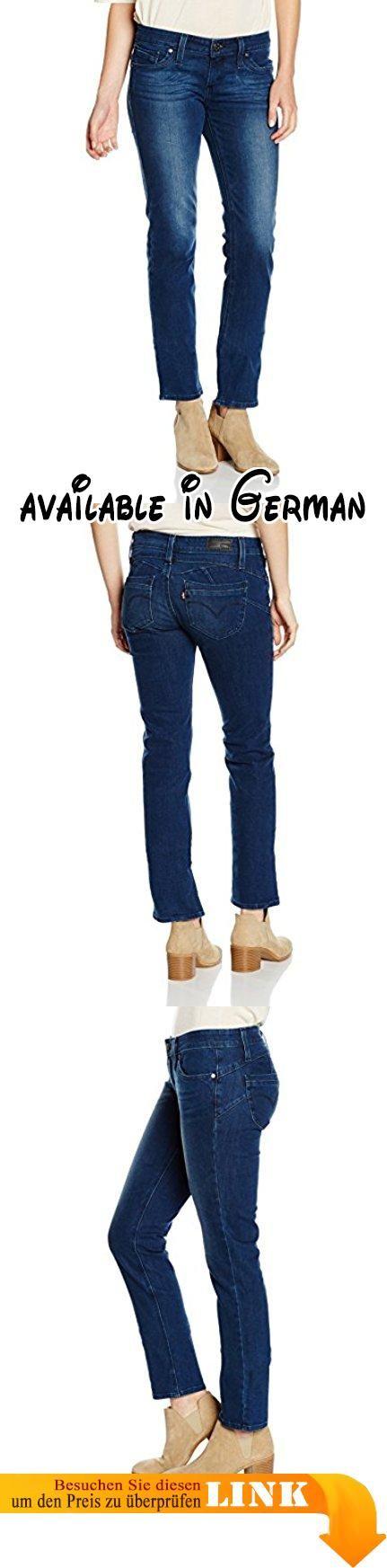 Levi's Damen Jeans Revel Low Demi Curve Straight New, Gr.W29/L32 (Herstellergröße: W29/L32), Blau (Retro Dark). Passform, die begeistert. Kontrollierte Elastizität. Levi's® Revel Low DC Straightnew. Liquid Shaping Technologie. Gerader Fit und starker Sitz #Apparel #PANTS