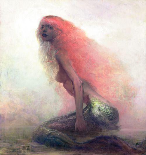 Mermaid by ~hoooook