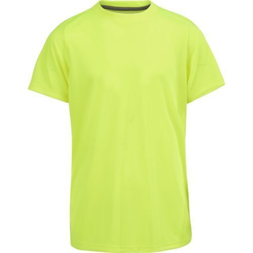 d519ca5a BCG Boys' Solid Turbo Training T-shirt (Golden Kiwi, Size X Large) - Boy's  Apparel, Boy's Athletic Tops at Academy Sports | Products | Shirts, T shirt,  ...