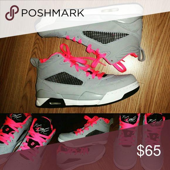 7873a9c073349 Air Jordan Flight 9.5 Nike Jordan Flight 9.5 BG Kids Boys Girls GS Youth  Basketbal ...