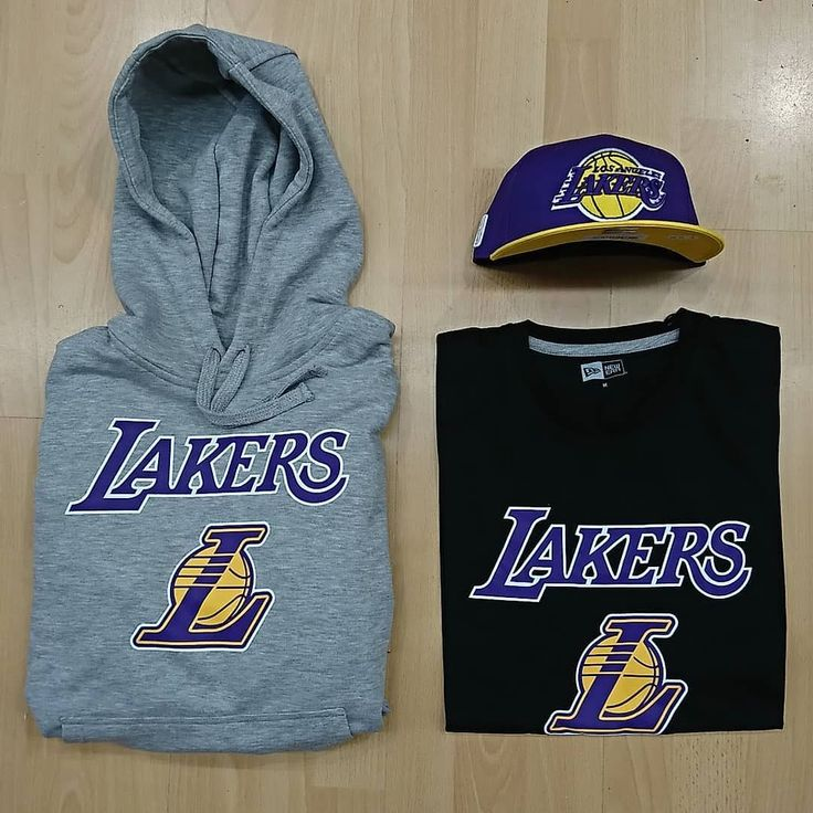 T shirt hoody Los Angeles lakers dispo en boutique  @sportland_american #sportlandamerican #newera #nba #losangeles #lakers #hat #tee #hoodie
