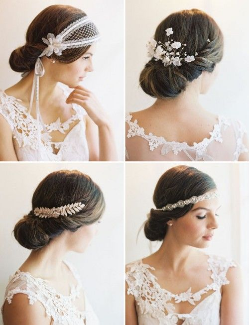 Vintage And Boho Chic Headpieces By Erica Elizabeth Designs