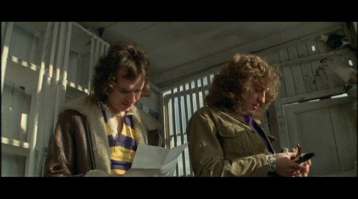 Jim Lea & Noddy Holder #Nod #Jim #Flame #movie #70s