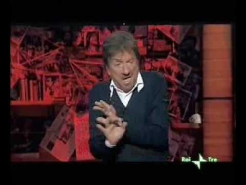 Gigi Proietti - Lonfo - YouTube