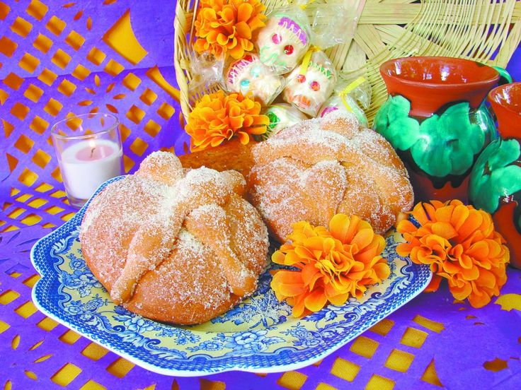 3 Traditional Dishes to Celebrate Day of the Dead   YaSabe.com Blog