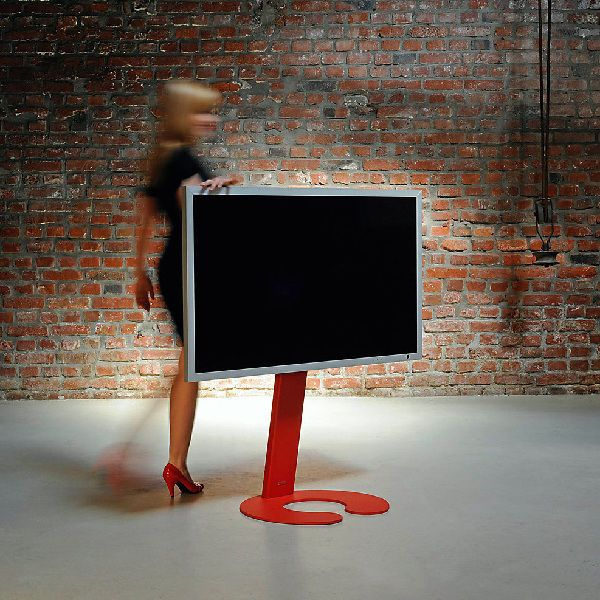 M s de 25 ideas incre bles sobre soportes para tv en pinterest for Soporte de pie para tv ikea