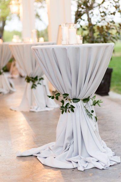 Bruiloft decoratie guidelines die elke bruid moet hebben