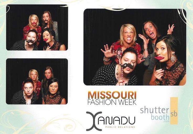 Missouri Fashion Week. Faces of the Megan Meier Foundation. #bethechange #stopbullying #meganmeierfndn