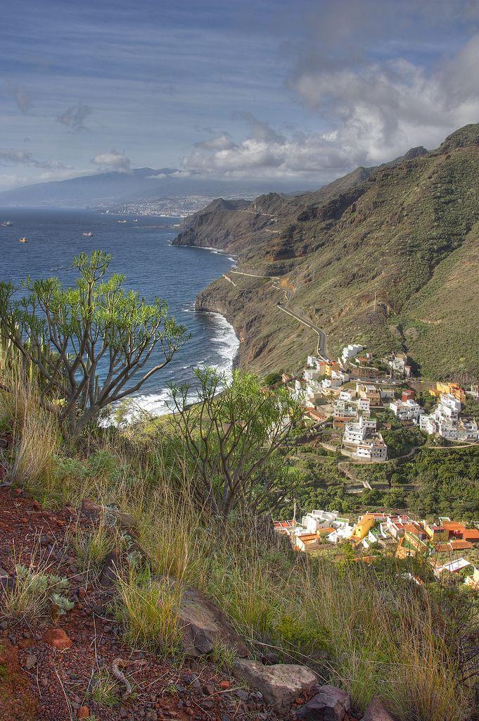 Tenerife : ile, volcan, mer, soleil ...!!