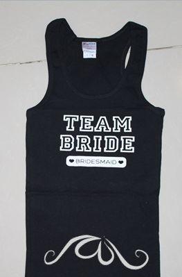 Despedida del soltera, playeras! BacheloretteTankTops! #teambride #bachelorette #despedidadesoltera