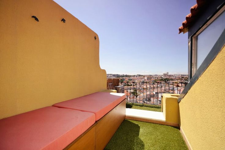 The Flat with The View - Apartamentos para Alugar em Lisboa, Lisboa, Portugal