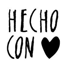 SELLO ' HECHO CON AMOR'