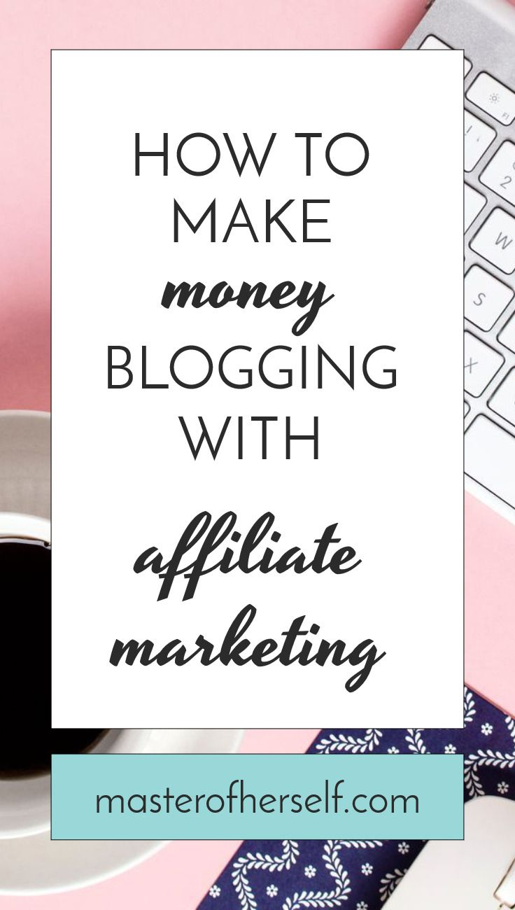 Want to start turning your blog into a money machine? Learn how with this quick guide to affiliate marketing.