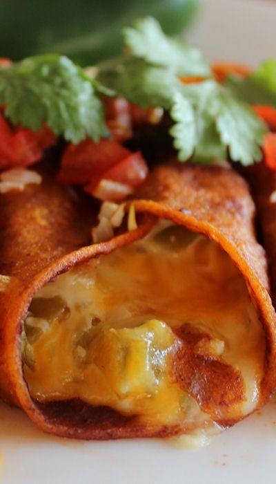 Rachel Ray - Authentic TexMex Cheese Enchiladas