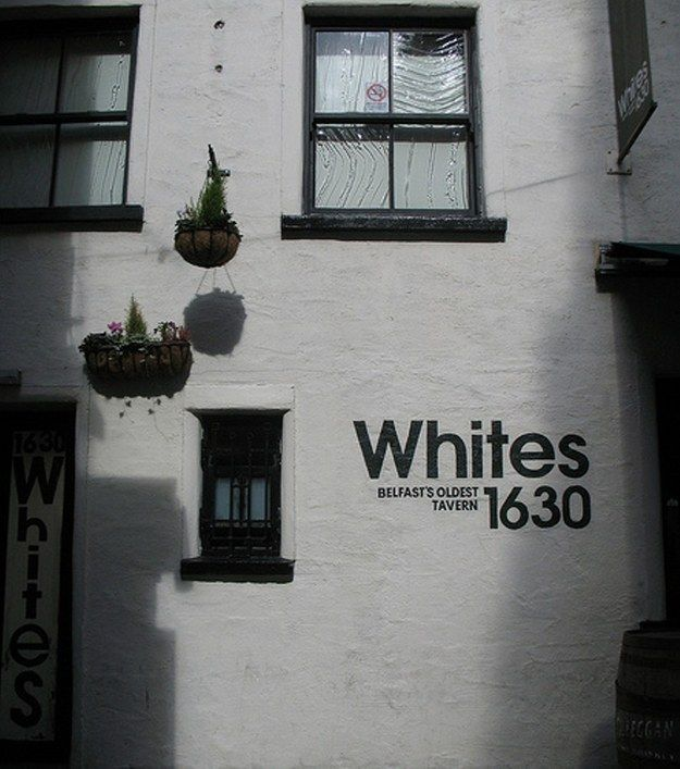 White's Tavern | 15 Jaw-Dropping Belfast Bars That You Need To Visit - Been here and the inside looks like the Leaky Cauldron