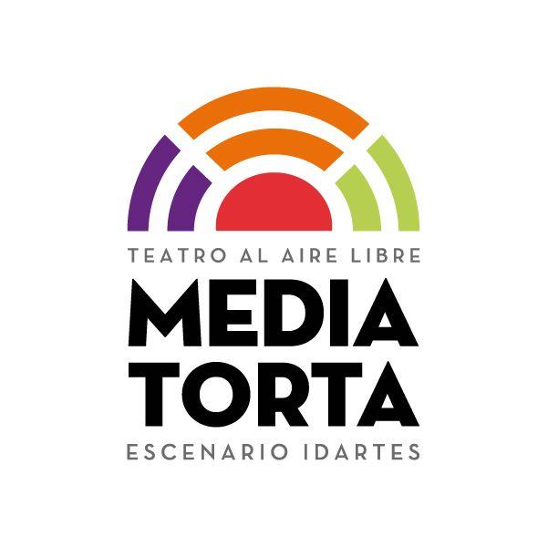 Logo / Media Torta. Diseño: Daniel Roa. Bogotá, 2014.