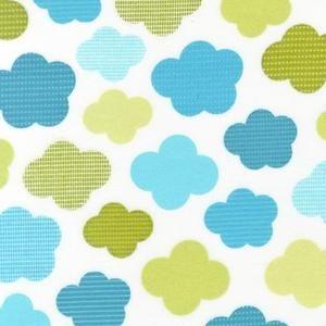 Ann Kelle - Urban Flotologie Flannel - Clouds in Wild