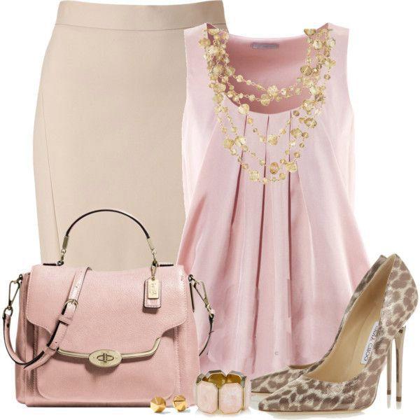 Conjunto rosa