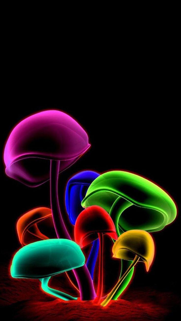 3d Cool Samsung Galaxy Wallpaper Hd 264 Mushroom Wallpaper Neon Wallpaper Galaxy Wallpaper