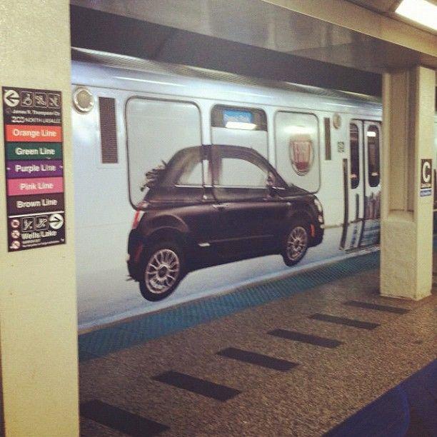 FIAT Arrives in Chicago