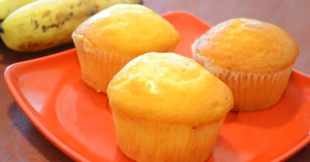 Banana Muffins Recipe / Healthy Breakfast Ideas, banana, muffin, healthy breakfast, kids recipes, banana muffins, kids, cake, cup cake, baking