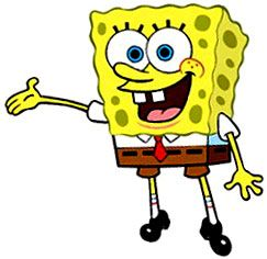 Spongebob means something to me because i watch it when i get home from school.