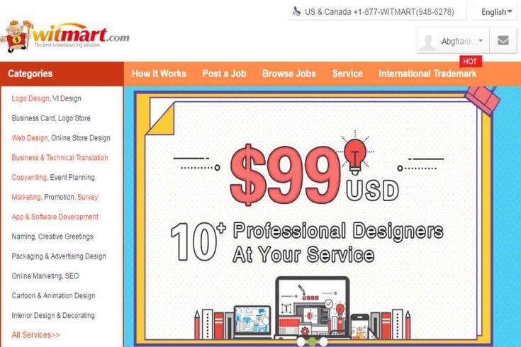 Conoce Witmart: Plataforma canadiense para trabajar freelance en varias áreas #PlataformaFreelance #SitioWeb #Witmart #TrabajaDesdeCasa #GeneraIngresos #TrabajaCmo