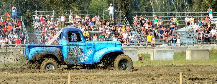 Mud-Racing