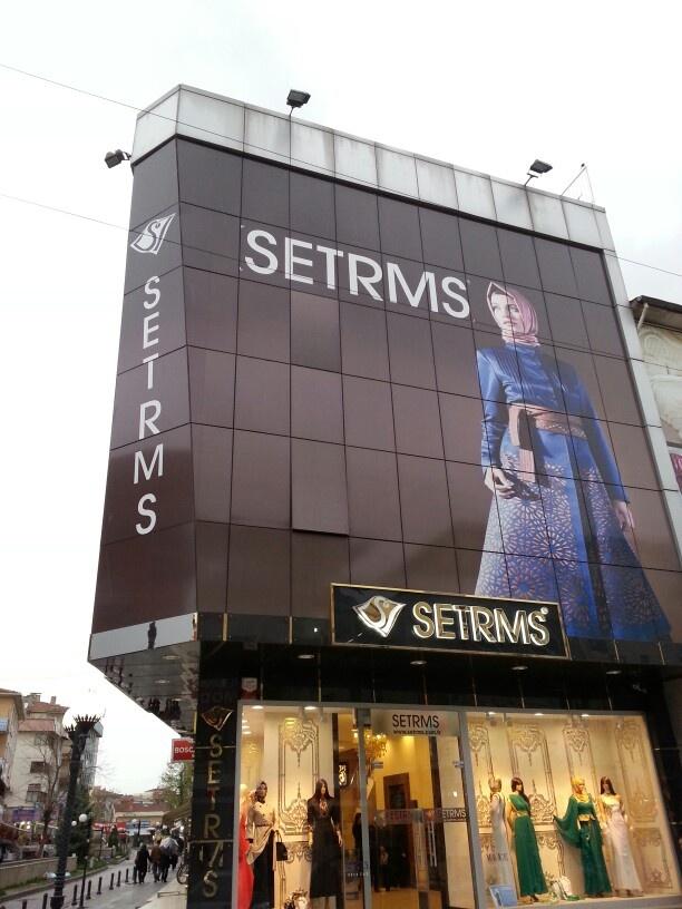 SETRMS Sincan / Ankara Mağazası