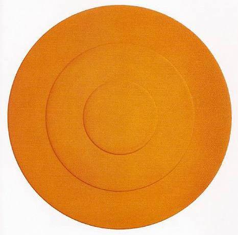 Anish Kapoor Orange Circle 1996