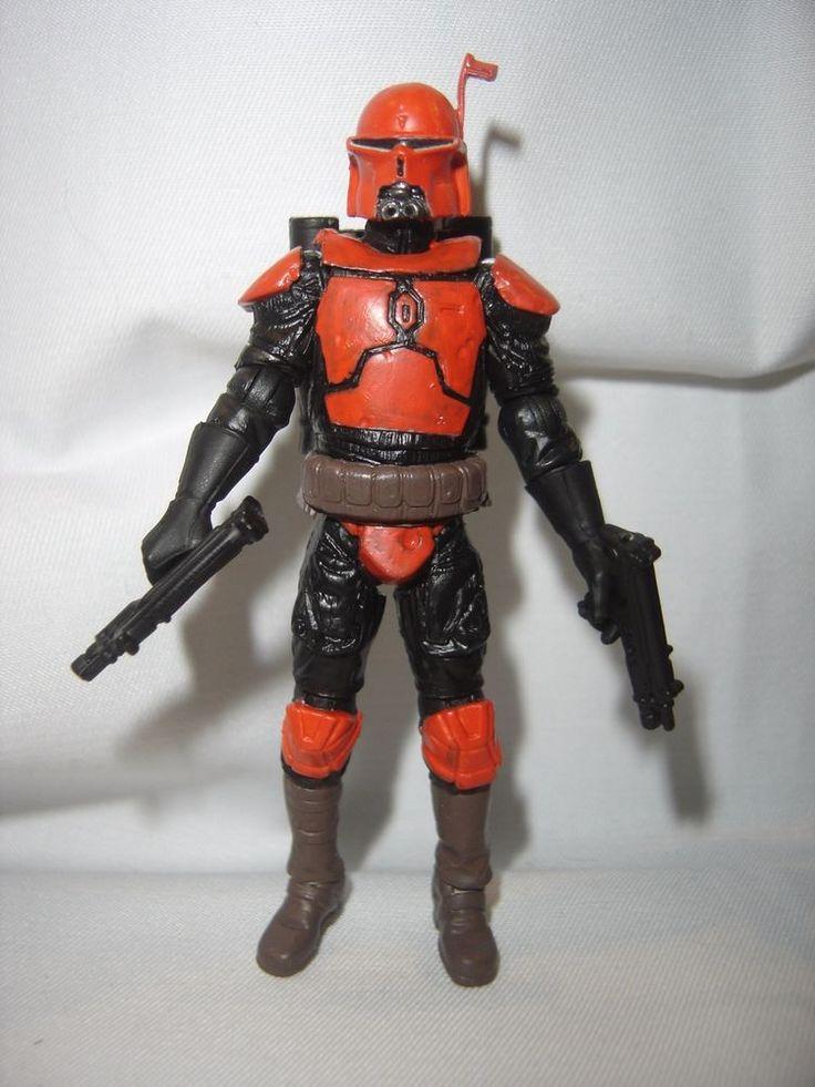 Custom Star Wars Mandalorian darth sith jedi clone kenobi fett mandalore EU