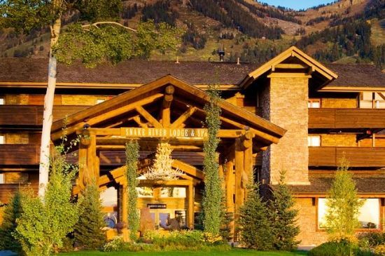 11 Best Luxury Resorts Jackson Hole Images On Pinterest