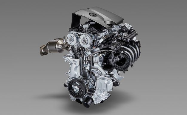Toyota's New Dynamic Force Engine and Novel Continuously Variable Automatic Transmission Explained