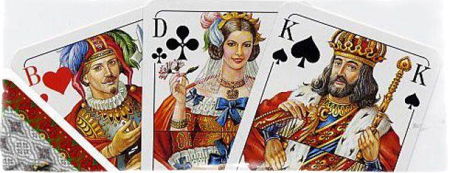 Обозначение карт таро при гадании гадание на будущее с человеком 36 карт