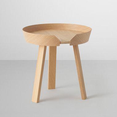 Muuto Around Coffee Table Oak : Surrounding Australia