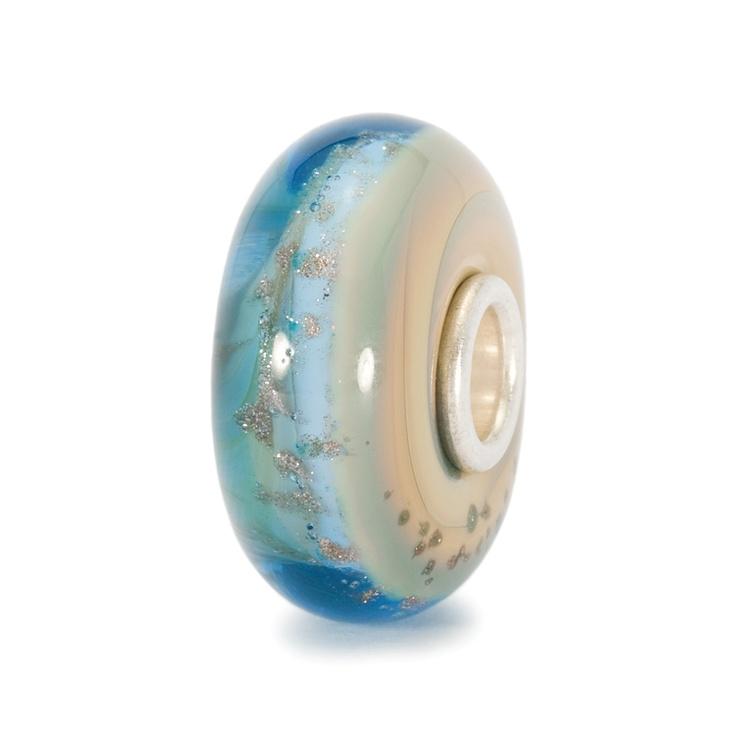 Beach Glass Bead