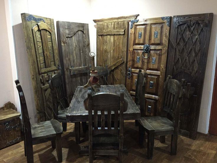 Шоу-рум мебели под старину, демонстрационный зал в г. Москва