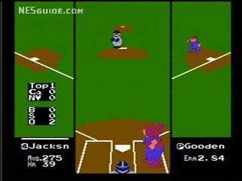 RBI Baseball (NES) 1986.