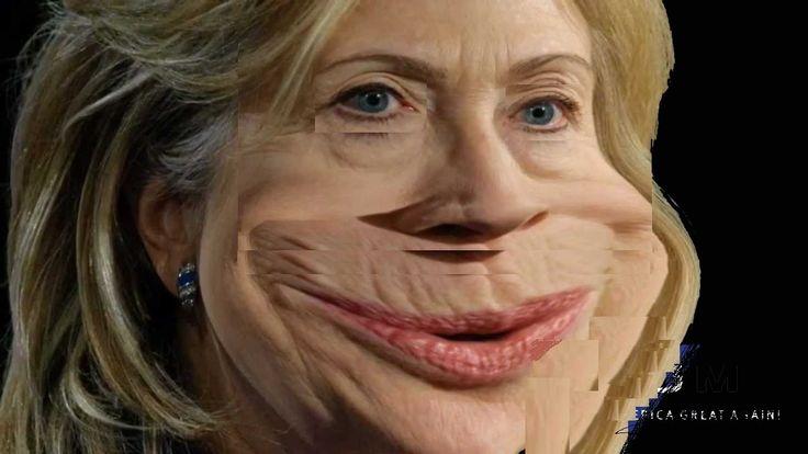 Trump's Hilarious Political Ads against Hillary Clinton
