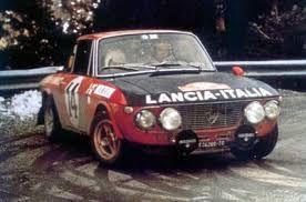 Lancia Fulvia HF 1972 Sandro Munari